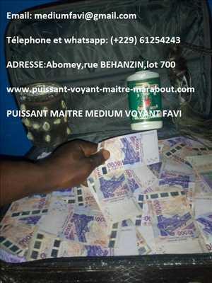 Exemple Marabout n°189 zone Guadeloupe par Luc Favi