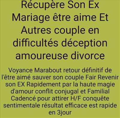 Photo Voyant n°604 zone Pyrénées Atlantiques par Retour affectif récupérer son ex amour